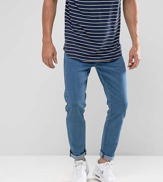 Co Brooklyn Supply Brooklyn Supply Skinny Fit Jeans Bright Blue