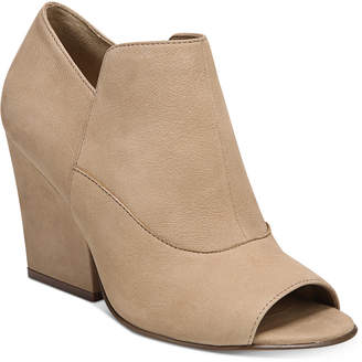 Naturalizer Skylar Peep-Toe Booties Women's Shoes