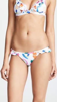 Pilyq Ruffle Bikini Bottoms
