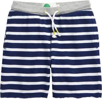 Boden Mini Slub Jersey Shorts