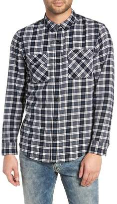 The Rail Plaid Flannel Shirt