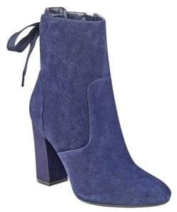 Tommy Hilfiger Divah Suede Booties