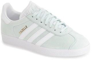 Women's Adidas Gazelle Sneaker $79.95 thestylecure.com