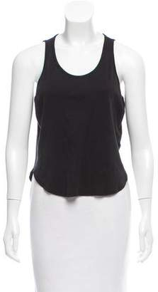 Theyskens' Theory Sleeveless Knit Top