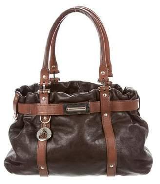 Lanvin Leather Kentucky Satchel