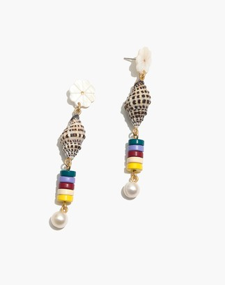 Madewell Beachside Statement Earrings