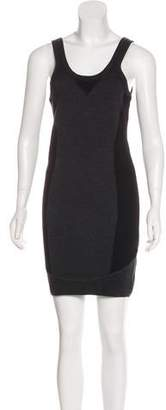 Alexander Wang Sleeveless Bodycon Dress