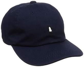 [キーズ] キャップ 帽子 メンズ レディース 大きいサイズ ペンギン 刺繍 ベースボールキャップ KSH128 ネイビー 日本 55-61cm/ベルト調節 (FREE サイズ)