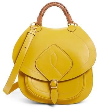 Maison Margiela Large Bag Slide Leather Saddle Bag