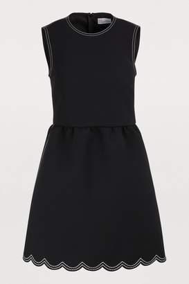 RED Valentino Short sleeveless dress