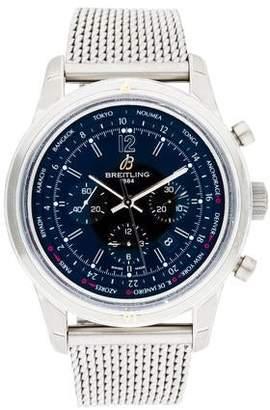 Breitling Transocean Unitime Watch