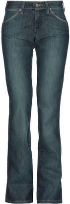 Wrangler Denim pants - Item 42729878GF