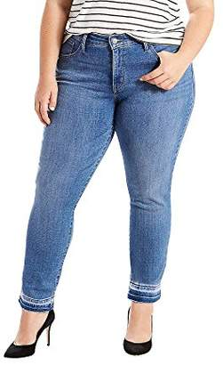 Levi's Women's Plus Size 311 Shaping Skinny Pants