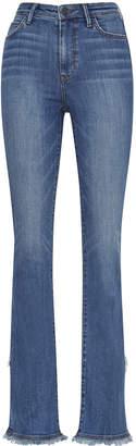 Sam Edelman Stiletto Boot High Rise Boot Cut Jean