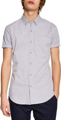 cef199840 Oxford Shirt Topman - ShopStyle