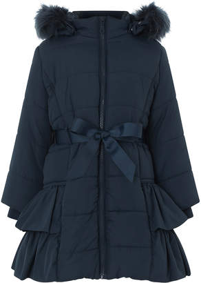 Monsoon Lola Padded Coat