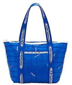 Le Sport Sac Women's Medium x Alber Elbaz Quilted Wing Tote Bag