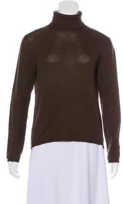 Prada Cashmere Long Sleeve Turtleneck