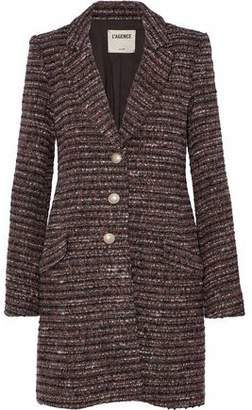 L'Agence Bouvier Classic Tweed Coat