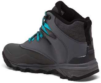 Waterproof And Insulated Boots
