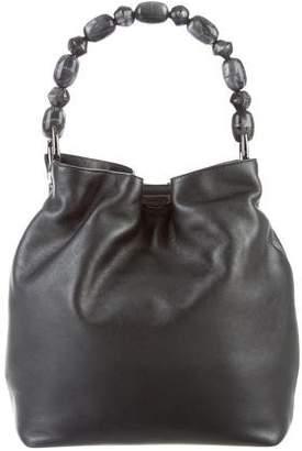 Christian Dior Malice Metallic Handle Bag