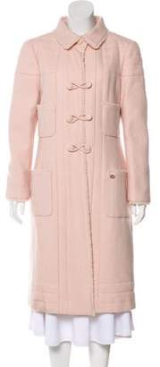 Chanel Wool Long Coat