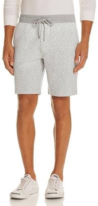Michael Kors Ombré Dash Drawstring Sweat Shorts $128 thestylecure.com