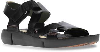 Clarks Artisan Tri Clover Wedge Sandal - Women's
