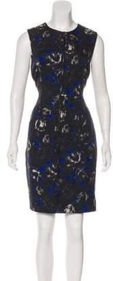 Yigal Azrouel Wool & Silk Dress