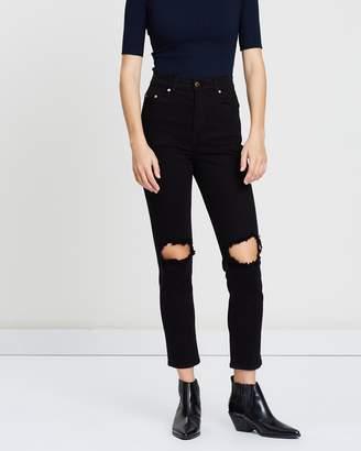 Nobody Denim Frankie Slim Ankle Comfort Jeans