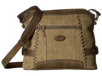b.ø.c. Oakley Crossbody Cross Body Handbags