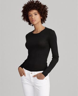 Ralph Lauren Cotton Long-Sleeve T-Shirt