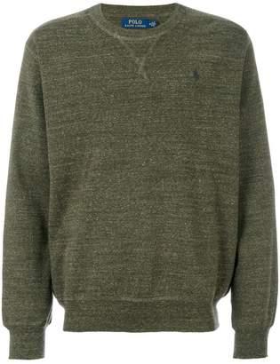 Polo Ralph Lauren classic logo sweatshirt