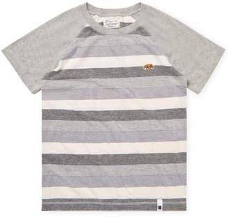 Lucky Brand Bear Raglan T-Shirt