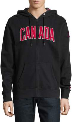 Canadian Olympic Team Collection Core Canada Zip-Up Hoodie
