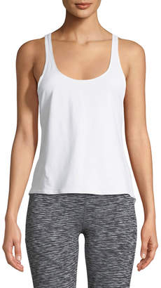 Vimmia Scoop-Neck Twist-Back Performance Tank
