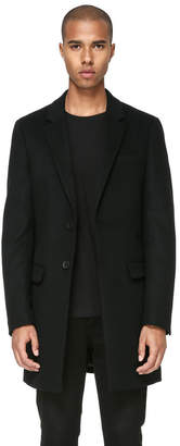 Mackage Skai Classic Straight Cut, Wool Jacket