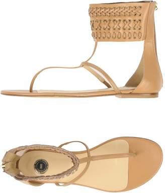 Elisabetta Franchi Toe strap sandals