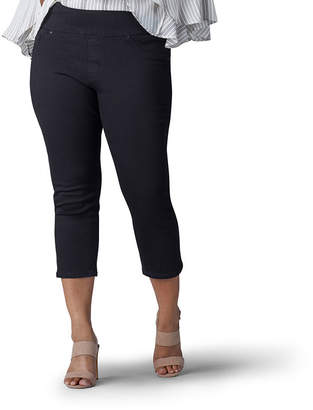 Lee Slim Comfort Waistband Leg Pull-On Jean - Plus