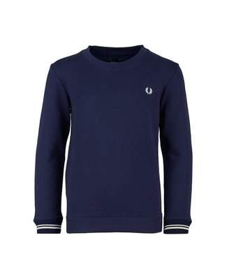 Fred Perry Kids Crew Neck Sweat