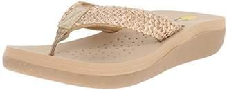Volatile Women's Surf Wedge Sandal