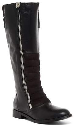 Diesel Darlin Amelia Knee High Leather Boot