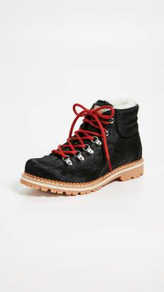 Margherita Montelliana Hiker Boots