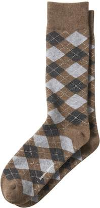 Banana Republic Modern Argyle Sock