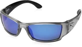 4710d3651ef Costa del Mar Unisex-Adult Corbina CB 18 OBMGLP Polarized Iridium Wrap  Sunglasses