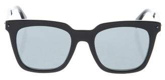 Fendi Oversize Mirror Sunglasses w/ Tags