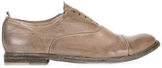 Officine Creative Ignis laceless Oxford shoes
