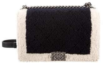 Chanel Paris-Salzburg Medium Plus Boy Bag silver Paris-Salzburg Medium Plus Boy Bag