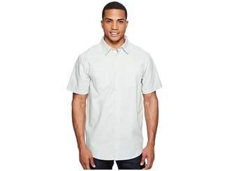 Columbia Sage Butte Short Sleeve Shirt Men's Short Sleeve Button Up