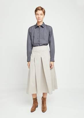 Nehera Senec Light Wool Twill Skirt